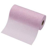 使いきりカウンタークロス ロールタイプ 厚手 ピンク 1ロール(40カット)