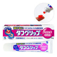 タフグリップ ピンク 40g 小林製薬 入れ歯安定剤