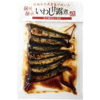 【LOHACO限定】伝統伝承 無添加 いわし甘露煮 100g 1袋 平松食品