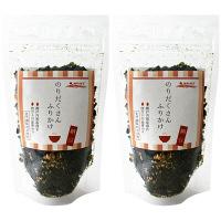 【LOHACO限定】のりだくさんふりかけ 納豆 1セット(2袋入) 磯駒海苔