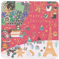 クリスマスカード ミニサイズ くま