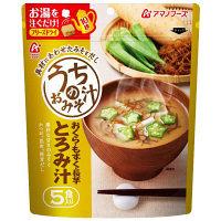 アマノ うちのおみそ汁 とろみ汁 5食