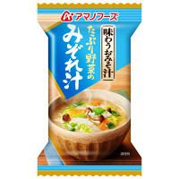 アマノフーズ 味わうおみそ汁 みぞれ汁 1セット(10食入)