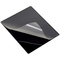 イーサプライズ はさめるマウスパッド(フォルダーマウスパッド) ブラック EMP03BK  1個