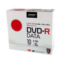 DVD-R データ用 10枚 5mm