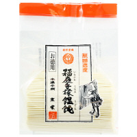 北野エース 徳用稲庭手揉饂飩  1袋