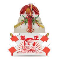アイリスオーヤマ 鏡餅 超特大 生まるもち 3kg 4562403553133 1個