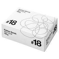 共和「現場のチカラ」 輪ゴム ラバーバンド #18 1箱(100g入)