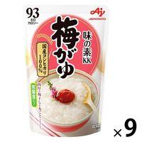 味の素 梅がゆ 250g 1セット(9個)