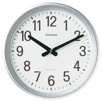 ラドンナ 電波掛け時計 ダクスト GDK-003 1個 (取寄品)