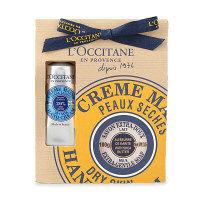 L'OCCITANE(ロクシタン) シア ナンバーワンキット(ハンドクリーム+ソープ)
