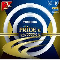 東芝ライテック メロウZ PRIDE2 30W40W FCL3040EDCPDZ2P 1箱(各1個セット)