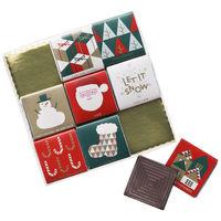 ナポリタンチョコレート クリスマス