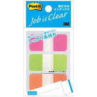 ポスト・イット ジョーブ 超丈夫なインデックス 686S-2 混色(ピンク、ブライドグリーン、オレンジ)