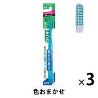 GUM マイクロ毛 コンパクトふつう3本