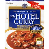 ザ・ホテル・カレー 香りの中辛 3食
