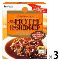 ハウス食品 ザ・ホテル・ハヤシ 1セット(3食入)