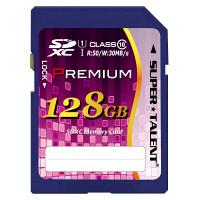 スーパータレントSDXCカード128GB
