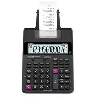 カシオ プリンター電卓 HR-170RC-BK