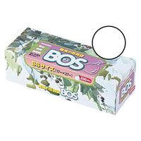 クリロン化成 驚異の防臭袋BOS箱型(SSサイズ200枚入) ポリ袋 SSサイズ BOS-2504 1箱(200枚入)