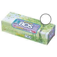 クリロン化成 驚異の防臭袋BOS箱型(LLサイズ60枚入) ポリ袋 LLサイズ BOS-2078 1箱(60枚入)
