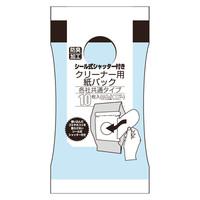 サンテックオプト 各社共通 紙パック シール式シャッター付 1パック(10枚入)