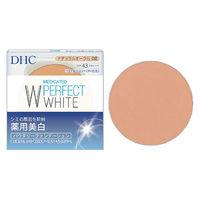 DHC(ディーエイチシー) 薬用PWパウダリーファンデーション 替 10g ナチュラル02 SPF43/PA+++
