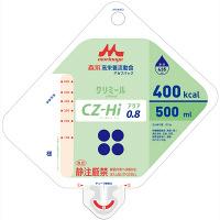 クリニコ CZ-Hi0.8アセプバッグ 400kcal 1箱(16個入) 643339 (直送品)