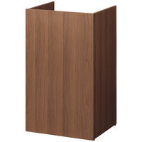 木製レジカウンタースリム 幅600mm