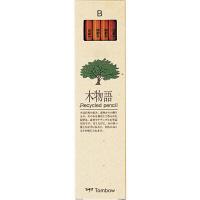 トンボ鉛筆 木物語 B LA-KEAB 1セット(2ダース)(直送品)