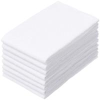 多用途タオル8枚組 ホワイト