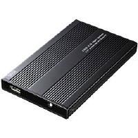サンワサプライ 2.5インチハードディスクケース TK-RF25UBKLN (取寄品)