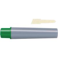 ゼブラ YYT5用インクカートリッジセット緑 RYYT5ーG 1セット(10本) (直送品)