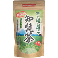 茶工場自慢の鹿児島知覧茶 1袋