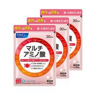 徳用マルチアミノ酸 約90日分(1袋(300粒)×3) ファンケル アミノ酸サプリメント