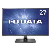アイ・オー・データ 27型ワイド液晶ディスプレイ LCD-MF272EDB 1台