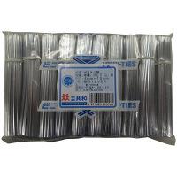 共和 ビニタイPET3層 4×10 銀 1000/ポリ 幅4×長さ100mm(1本) QA-100-12T 1袋(1000本入)