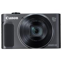 キヤノン Canon コンパクトデジタルカメラ PowerShot SX620 HS ブラック
