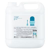 スーパートイレクリーナー除菌・消臭 詰め替え 業務用4L ロケット石鹸 1個