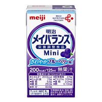 明治 メイバランスMini さわやかブルーベリー味 1箱(24本入)(取寄品)