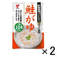 【アウトレット】たいまつ食品 鮭がゆ<新潟県産コシヒカリ100%使用> 1セット(250g×2個)