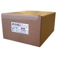 【大容量】 エーワン パソコン&ワープロラベルシール 表示・宛名ラベル プリンタ兼用 マット紙 白 A4 12面 1箱(1000シート入) 31152(取寄品)