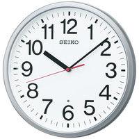 SEIKO(セイコー)掛け時計 [電波 ステップ] 直径305mm KX230S 1個