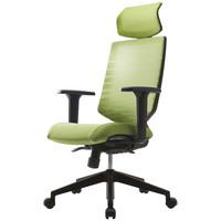 SIDIZ T30チェア オフィスチェア 可動肘・ヘッドレスト付 モスグリーン FHTN302RF021 1脚(2梱包)