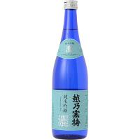 石本酒造 越乃寒梅 灑 純米吟醸 720ml 1本