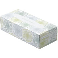 キッチンペーパー 80組×20個 オリジナルキッチンタオル BOXタイプ 1ケース(20個入) アスクル