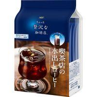 【水出しアイスコーヒー】味の素AGF マキシム ちょっと贅沢な珈琲店 水出しコーヒー 1パック(4袋入)
