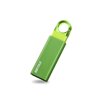 バッファロー ノックスライド USB3.0メモリー 8GB グリーン RUF3-KS8G-GR