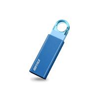 バッファロー ノックスライド USB3.0メモリー 16GB ブルー RUF3-KS16G-BL