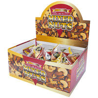 ミックスナッツテトラ 1箱(35個入) タクマ食品